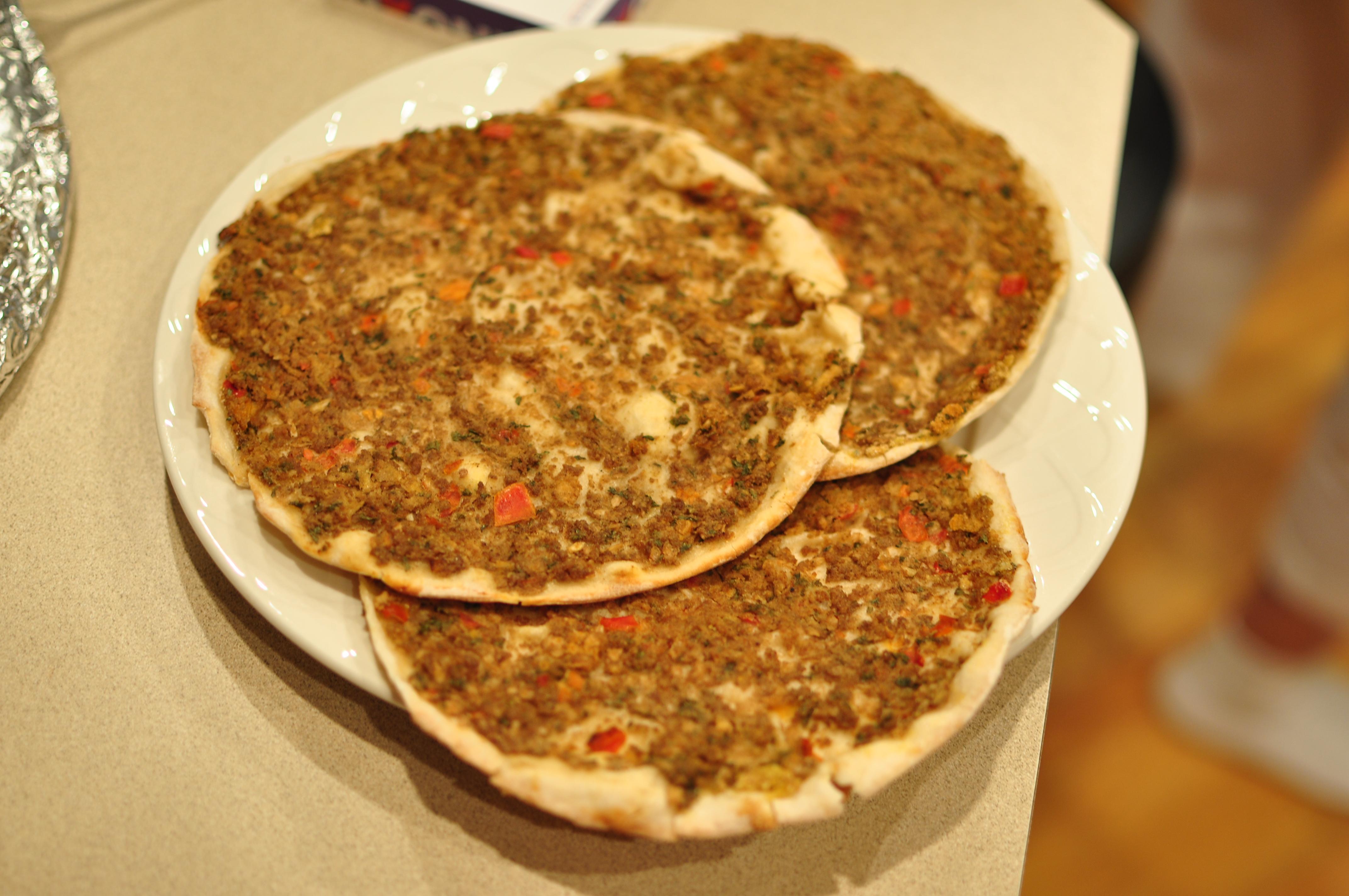Arabic Pizza Joe S Roadtrip